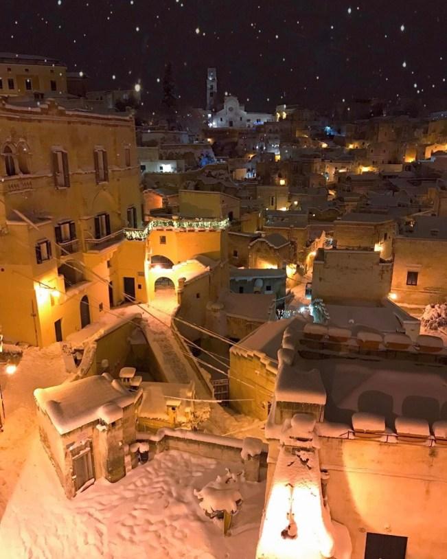 Foto da @italianlandscapes: Matera