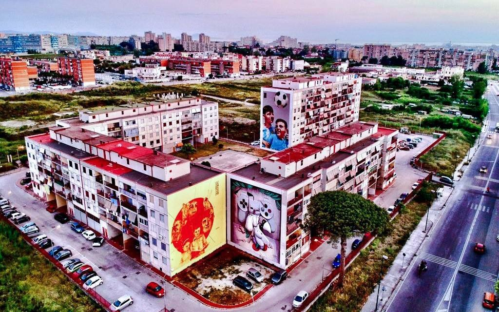Street Art e murales: a Napoli il primo Centro Studi italiano sulla Creatività Urbana