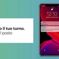 Arriva l'app Ufirst: niente più lunghe attese in fila e assembramenti