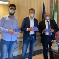 Mascherine in silicone contro il Coronavirus: l'idea di un gruppo di neolaureati di Agropoli