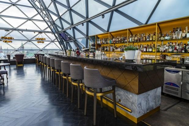 O2 Lounge by Genesis