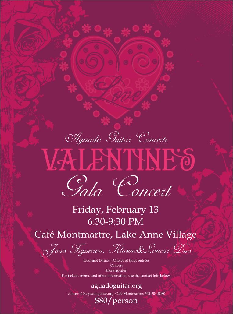 Reston Now Valentines Gala Concert