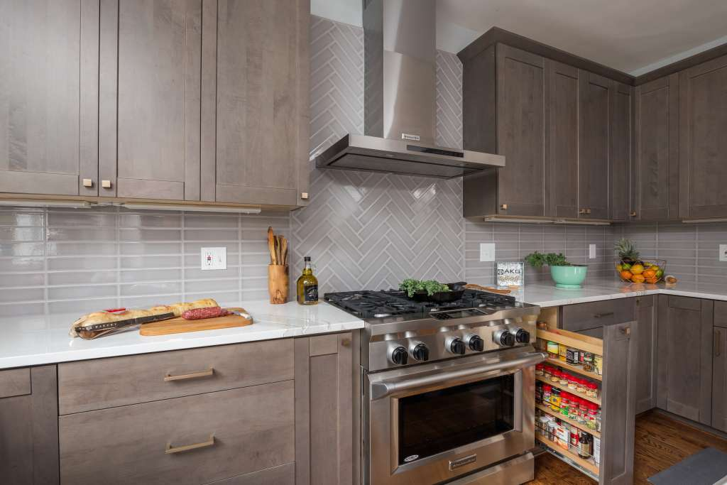 kitchen backsplash beyond the subway