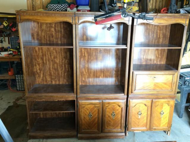 Bookshelves-Beforepic