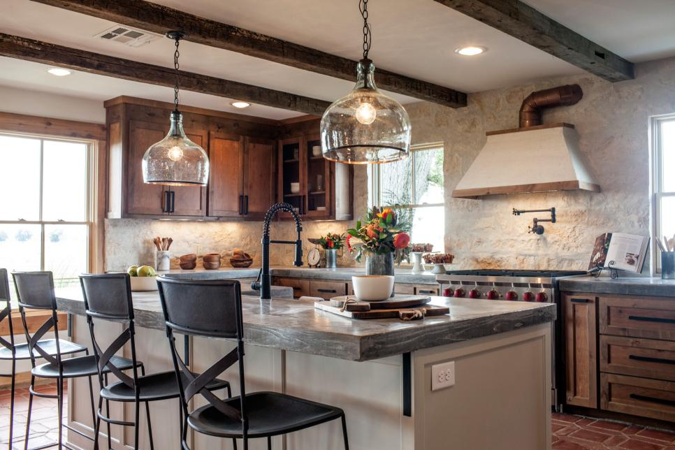 TOP 10 FIXER UPPER KITCHENS Daily Dose Of Style