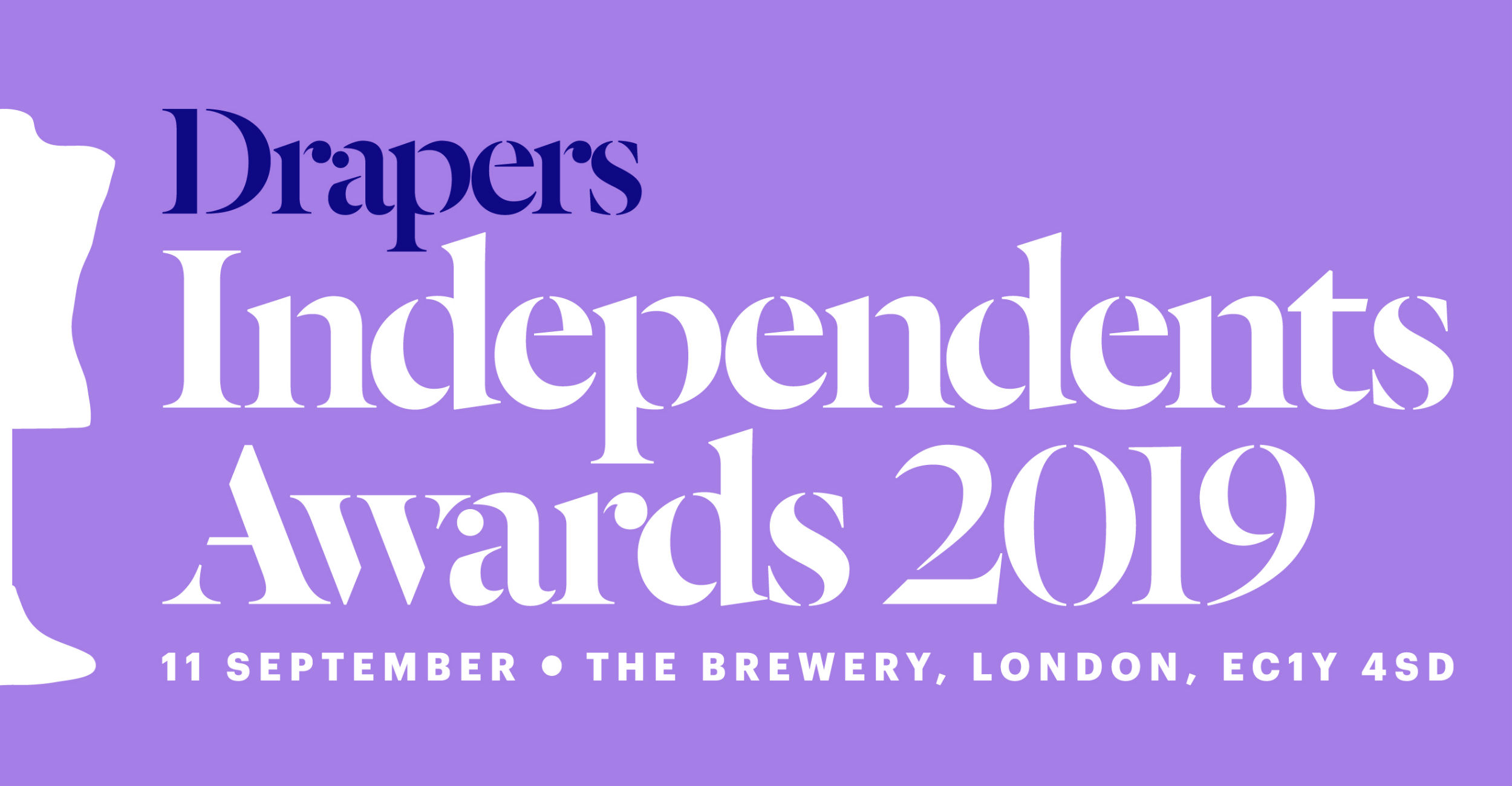 Blog Drapers Independents Awards 2019 - We're Nominated