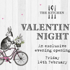 Valentine's Night at The Kitchen