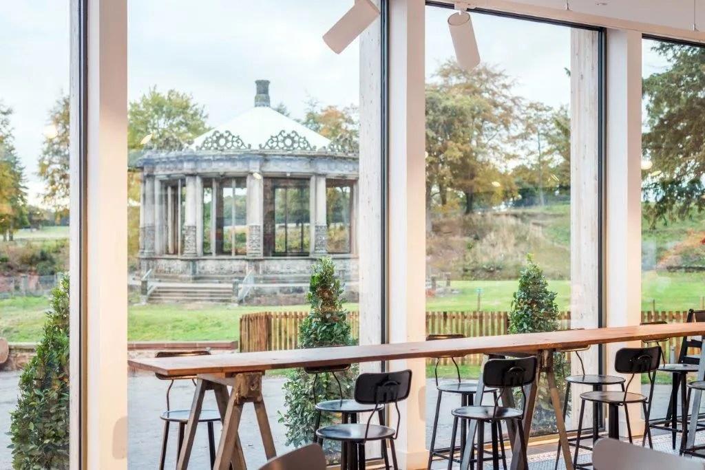 The Coffee Bar at Restoration Yard