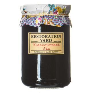 Restoration Yard Blackcurrant Jam