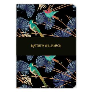 Matthew Williamson Asian Bamboo Notebook by Museums and Galleries | Restoration Yard