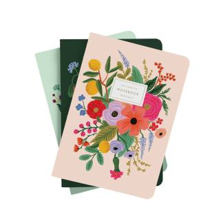 Garden Party Stitched Notebooks By Rifle Paper | Restoration Yard