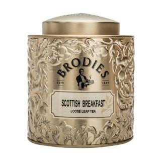 Scottish Breakfast Tea Caddy | Earl Grey Tea | Restoration Yard
