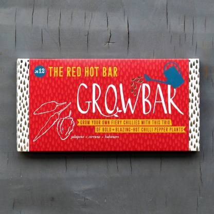 The Glutenous Gardener Red Hot Growbar | Restoration Yard