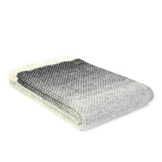 Ombre Pebble Lifestyle Throw by Tweedmill | Restoration Yard
