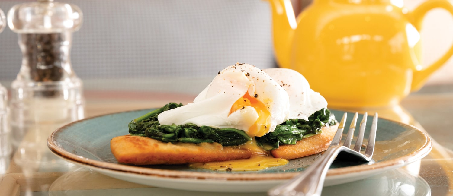The Kitchen Eggs Florentine Recipe at Restoration Yard