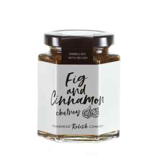 The Hawkshead Relish Company Fig and Cinnamon Chutney | Restoration Yard