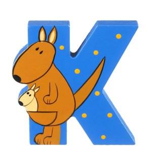 Wooden Letter K by Orange Tree Toys | Restoration Yard