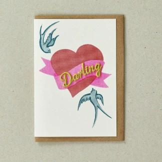 Valentines Darling Heart by Petra Boase | Restoration Yard