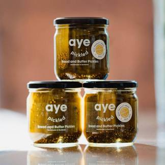 Bread and Butter Pickles by Aye Pickled | Restoration Yard