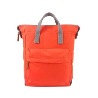 ROKA Bantry B Medium Backpack Orange - Front | Restoration Yard