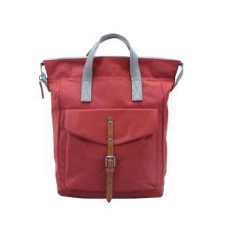ROKA Bantry C Medium Backpack Brick - Front | Restoration Yard