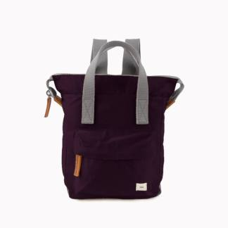ROKA Bantry Small Backpack Plum | Restoration Yard