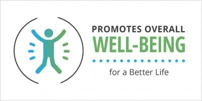 Restorative CBD promotes overall wellbeing - Learn more about well being and better life with CBD products and CBD oil