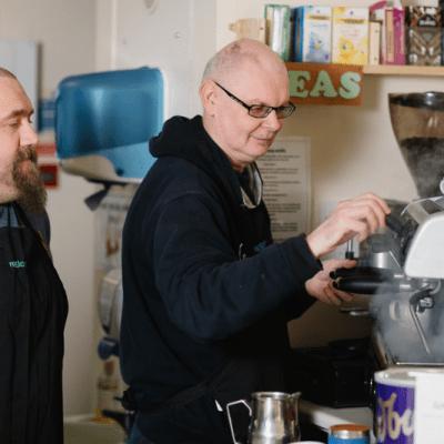 Café Volunteers