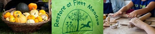 Fun at Fleet Meadow Autumn Fair!