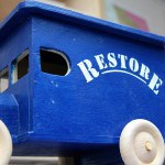 Local Giving will match-fund Christmas donations to Restore!