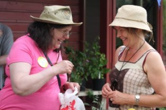 New volunteer roles: coffees, crafts & coaching!