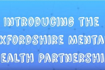 Oxfordshire Mental Health Partnership officially launched!