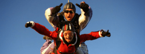 Skydive for Restore