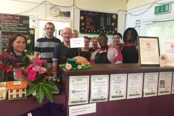 Café won Oxfordshire restaurant awards
