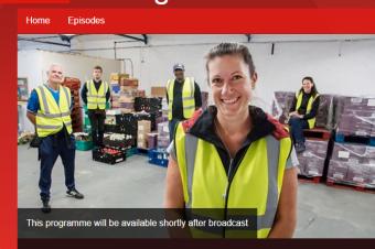 BBC 1 TV Debut