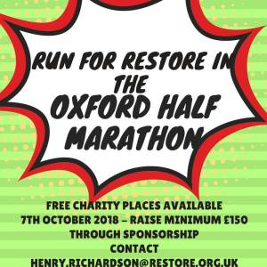Calling all runners! Your training starts here... @ Starts at Broad Street   Oxford, Oxfordshire   England   United Kingdom