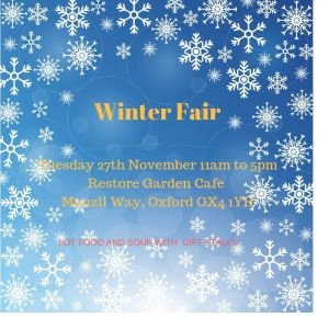 Winter fair @ Restore Garden Cafe | England | United Kingdom