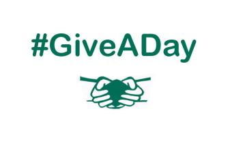 #GiveADay