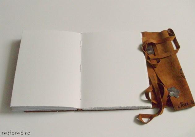 jurnal handmade legat in piele3