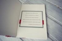 guestbook nunta gri rosu2