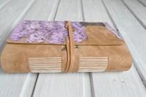 jurnal handmade piele - tree1