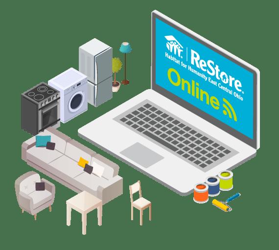 Shop ReStore Online