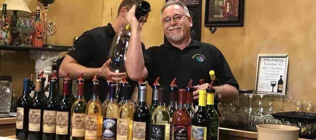 Adam C Dunlap Filipo Marc Winery Clinton Township YoPros SHRCCI 02