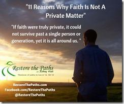 privatefaith