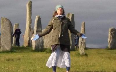 RETURN OF THE CHRISTOS SOPHIA – Esnadi travels Scotland
