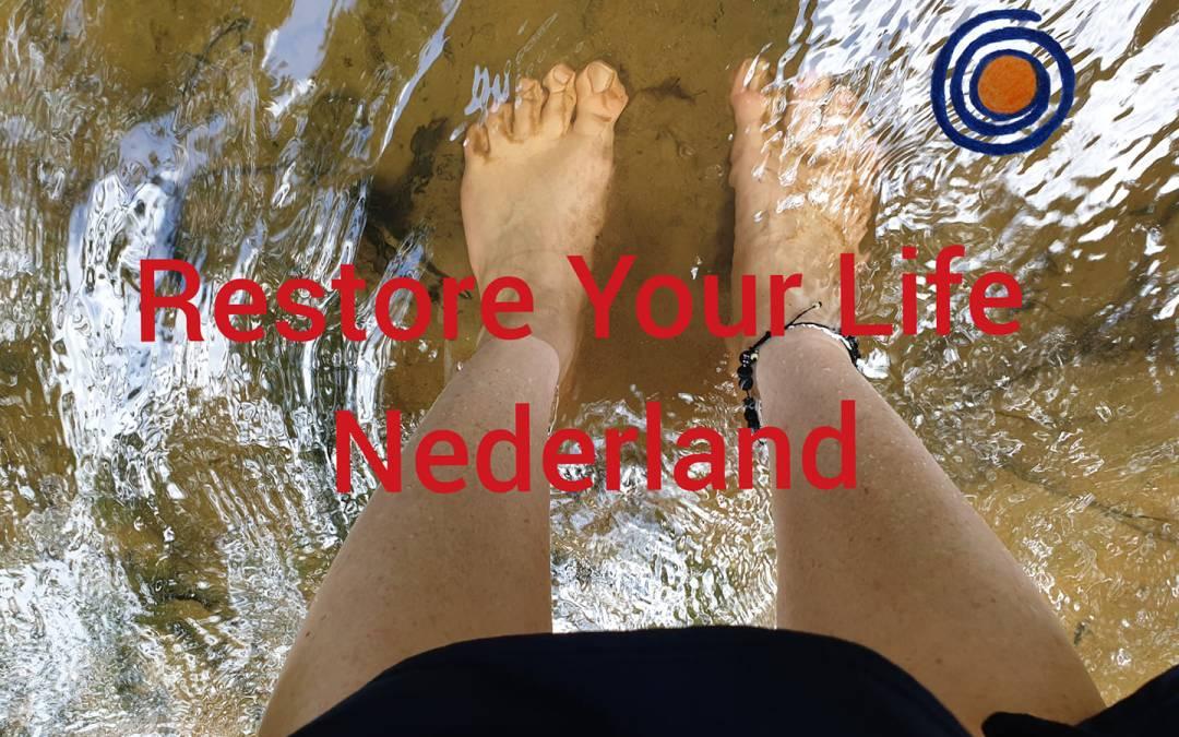 RESTORE YOUR LIFE NEDERLAND, nieuwe locatie in midden Limburg