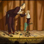 «THE ILLUSIONIST» (SILVAIN CHOMET)