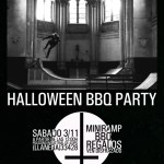 HALLOWEEN BBQ PARTY
