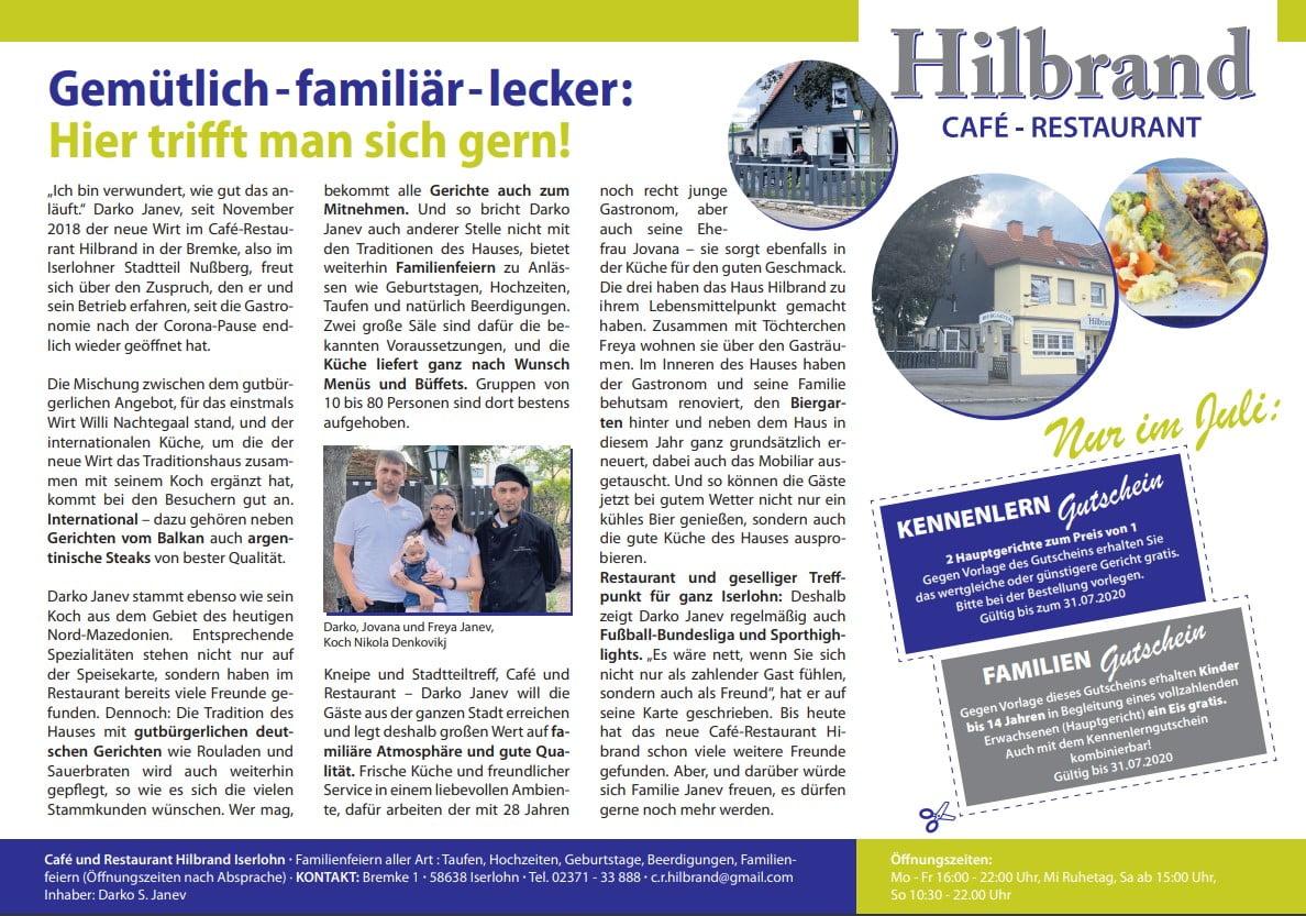 www.restourant-hilbrand.de