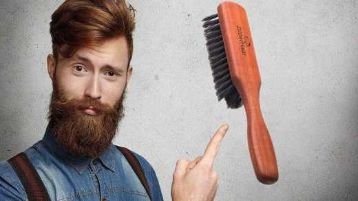 10 Best Beard Brush Review Of 2019 1